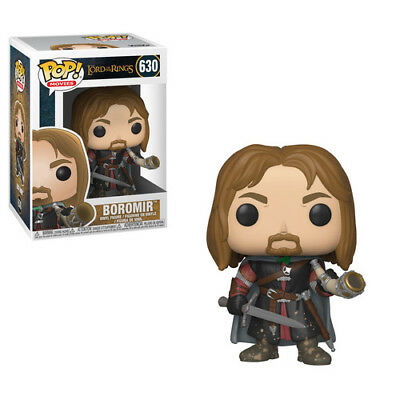 Lord Of The Rings / Hobbit - Boromir - Funko Pop! Movies: (2018, Toy NUEVO)