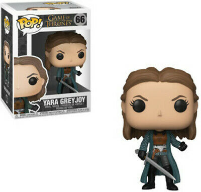 Game Of Thrones S9 - Yara Grejoy - Funko Pop! Television: (2018, Toy NUEVO)