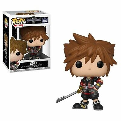 Kingdom Hearts 3 - Sora - Funko Pop! Disney: (2018, Toy NUEVO)