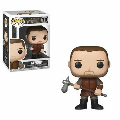 Game Of Thrones S9 - Gendry - Funko Pop! Television: (2018, Toy NUEVO)