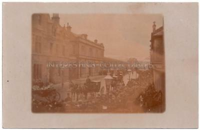 HELENSBURGH RP - Unknown Event - East Princes Street - Scotland Postcard