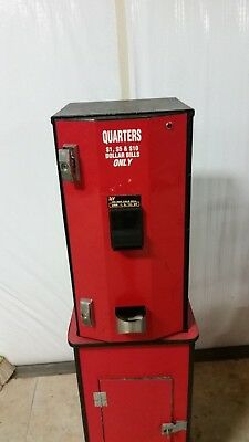 AC2003 American Changer Red Change Machine Arcade, Coin SHIPPING AVAILABLE