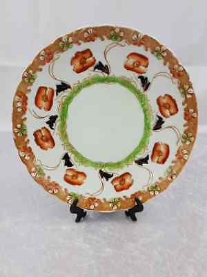 G W & Sons Queens China vintage tea party plate