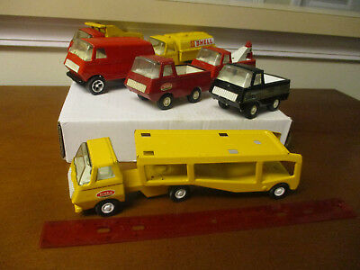 Vintage Tonka Mini Trucks Lot Of 7 20 99 Picclick