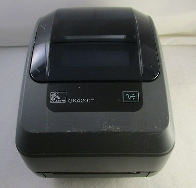 Zebra USB/Serial Thermal Label Printer GK420T
