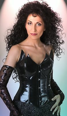 Cher Double Posing For Photo 8x10 Photo Print