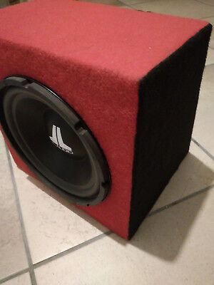 SUB Woofer JL AUDIO made in USA