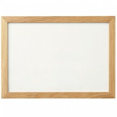 MUJI Furniture can be attached to gypsum board flame A4 size Oak W32.5XD2X24 cm