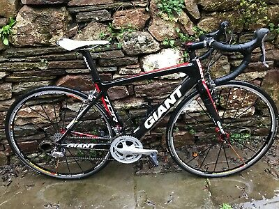 0af1edac6f7 Giant TCR Advanced Carbon Frame Small/Medium Size Road Racing Bike Small