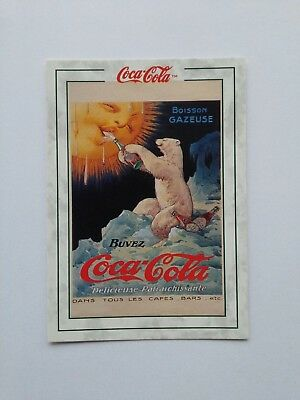 1994 Coca Cola, Polar Bear 1920, Series 2, Special Insert Card #PB-2