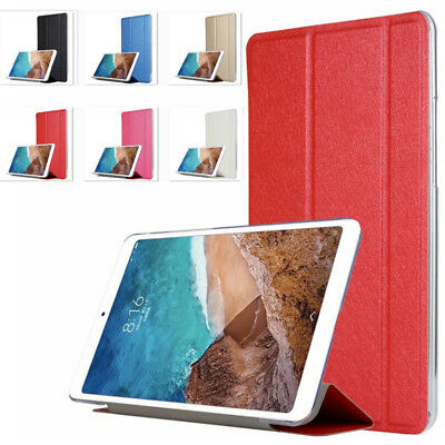 New PU leather + PC Smart Stand Case Cover for Xiaomi Mi Pad 1 2 3 4 Tablet