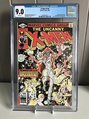 The Uncanny X-Men #130 | CGC 9.0 | 1st Appearance of Dazzler Marvel Comics 1980