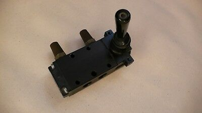 PARKER 520831000 MANUAL AIR CONTROL VALVE USIP Works Great FREE SHIP