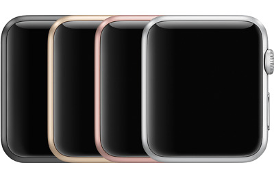 Apple Watch Series 1 38MM 8GB - All colors