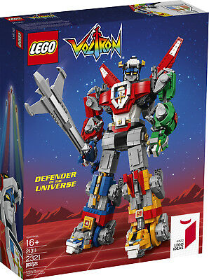 LEGO Ideas - 21311 Voltron - Neu & OVP - Exklusiv / Exclusive
