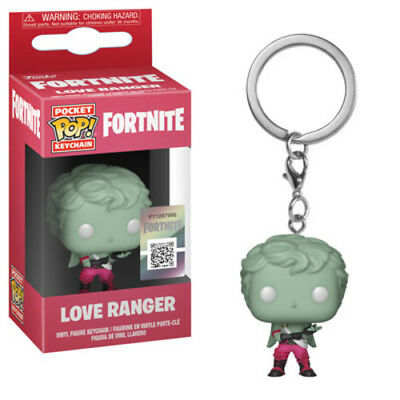 Fortnite - Love Ranger - Funko Pop! Keychains: (2018, Toy NUEVO)