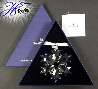 2018 Large Annual Edition Ornament Authentic Swarovski Crystal 5301575,   2018-X