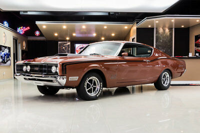 1969 Mercury Cyclone CJ Cyclone CJ! Ford 428ci Cobra Jet V8, Toploader 4-Speed Manual, PB, Disc, Ram Air