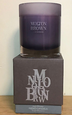 Black Pepper Molton Brown 4x 30g Candle Collection Firfly Imps Relaxing Yuan