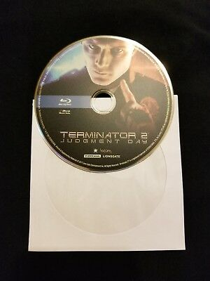 """Terminator 2: Judgment Day ( Blu-Ray Disc) """"DISC ONLY"""""""