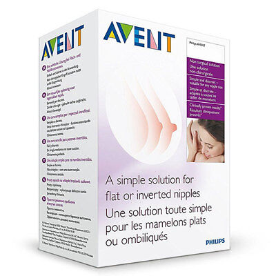 Avent Niplette 1Pk Simple Solution For Flat Or Inverted Nipple Scf152/01 Nipples