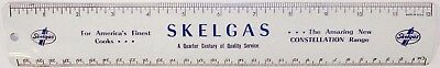 Vintage metal ruler SKELGAS The Amazing New Constellation Range excellent++ cond