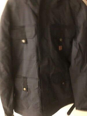 DC SHOES SERVO Jacket Leather Brown Giacca Snowboard Fw 2018 New ... 6f7ccef16db