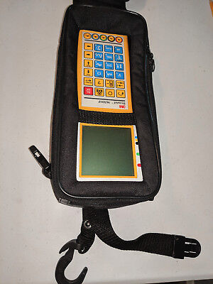 3M Dynatel 965dsp 965-dsp TDR & SPECTRUM ANALYZER , W/ D814 Punch Down Tool