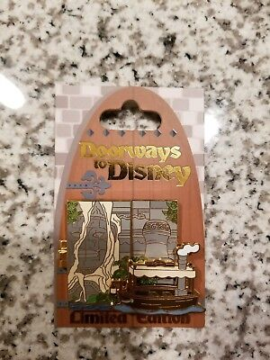 Doorways to Disney Limited Edition Pin Jungle Cruise