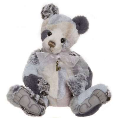 """Taggle, 14.5"""" Plush Bear from the 2018 Charlie Bears Plush Collection"""