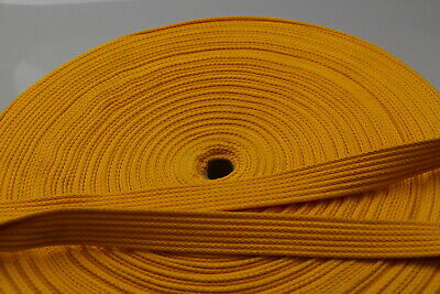 Polyester Brushed Soft Webbing 20mm 50mts Ribbed dog horse leads