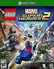 LEGO Marvel Superheroes 2 - Xbox One *NEW*