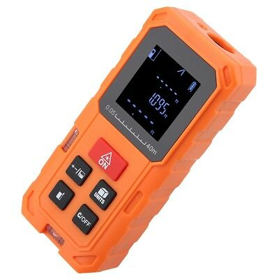 Digital Laser Rangefinder Distance Meter Range Finder Tape Distance Measure Tool