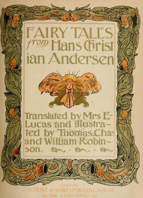 400 Old Fairy Tale Books On Dvd- Illustrated Classics Myths Legends Fantasy Lore