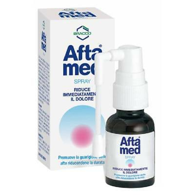 Aftamed Spray orale per il Trattamento di Afte 20ml