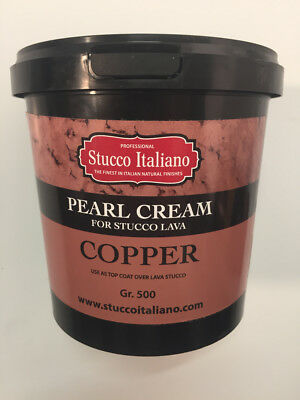 Pearl Cream Various Colours For Venetian Plastering Stucco Italiano Product