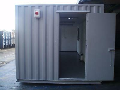 20ft x 8ft storage Container office - Birmingham