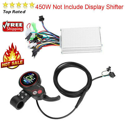 24-60V Electric Bicycle E-bike Scooter Brushless Motor Speed Controller LCD SP