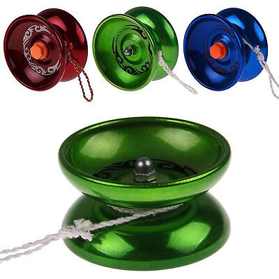 Magic Yoyo Professional High Performance Speed Cool Alloy For Children Gift XMAS