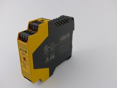 EATON Safety Relay ESR5-VE3-421 (5473N)