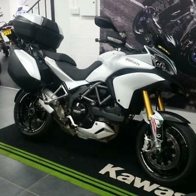 Ducati Multistrada 1200S Tourer 2012 MY with ABS