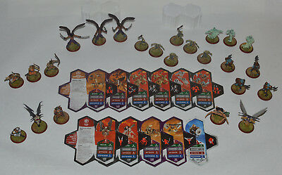 Heroscape - Wave 6 - Dawn of Darkness - Complete!