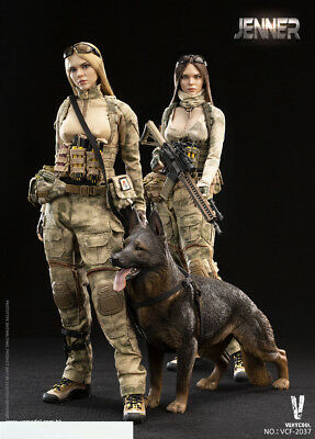 VERYCOOL VCF-2037 1/6th A-TACS FG Women Soldier-Jenner Figure Collection