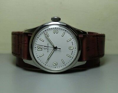 Superb VINTAGE OMEGA WINDING  SWISS MADE WRIST WATCH Old Used Antique H423