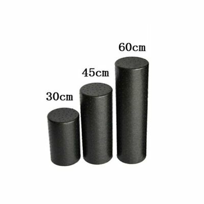 Extra Firm High Density EPP Foam Roller Muscle Back Pain Trigger Yoga Massage CH