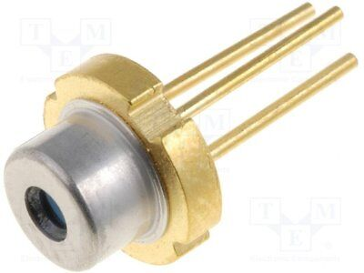 Diode: laser; 630-640nm; 10mW; 7.5/33; TO18; Mounting: THT[1 pcs]