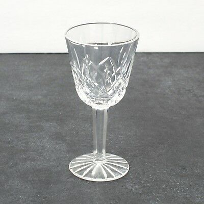 Waterford Crystal Lismore Small Liqueur Cocktail/Cordial Glasses 1oz Set of 8