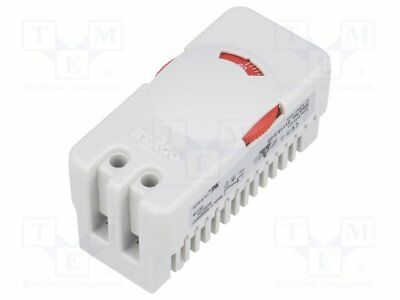 Sensor: thermostat; Contacts: NC; 10A; 250VAC; IP20; Mounting: DIN [1 pcs]