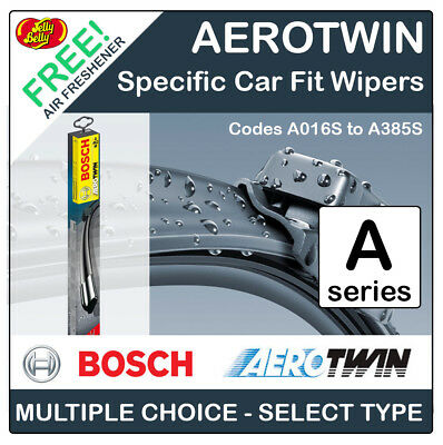 Bosch Specific Car Fit Aerotwin Front Wiper Blades (2)  Full Range A016S > A385S