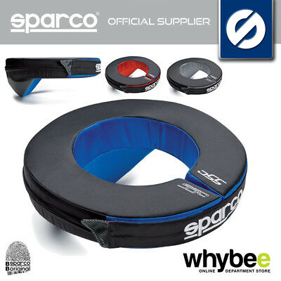 Sparco Karting Neck Support Collar Closure Adult & Childrens Sizes